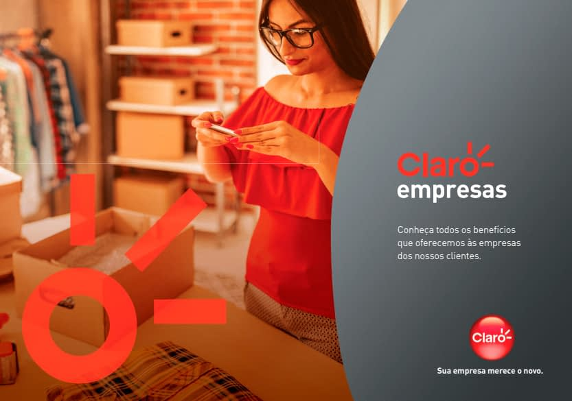 Plano de Telefonia para Empresas:  Claro Empresas